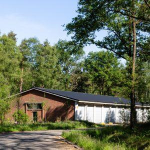 bedrijvenpark veldhuizen gebouw loods mobilisatiecomplex